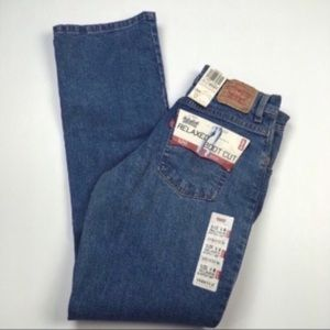 VTG NEW LEVIS 550 MOM Jeans Bootcut High Rise Sz 6